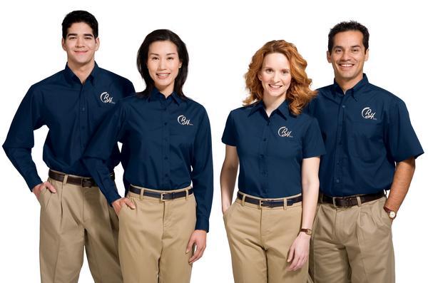 In áo thun đồng phục công ty lấy liền
