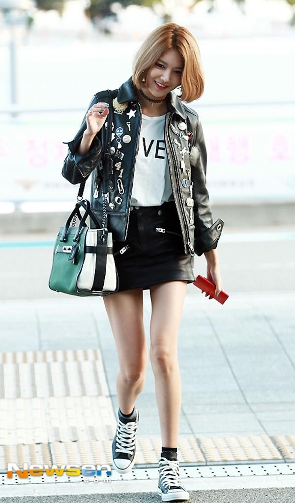 fashionista của Soo Young SNSD