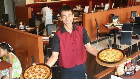 áo đồng phục quán ăn và nhà hàng 2