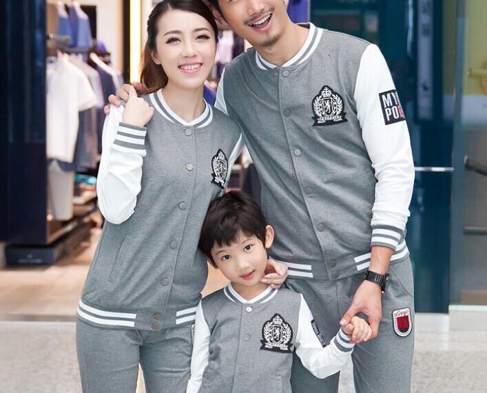 mẫu áo đồng phục gia đình giá rẻ 3