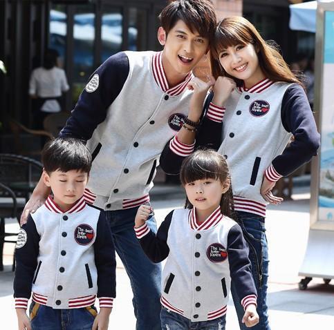 mẫu áo đồng phục gia đình giá rẻ 5
