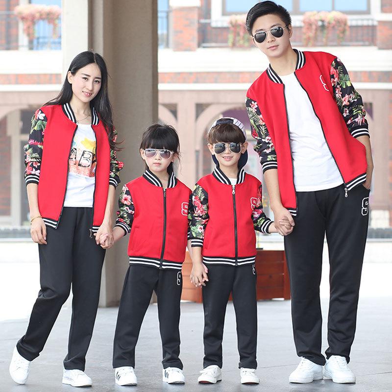 May áo thun đồng phục cho gia đình