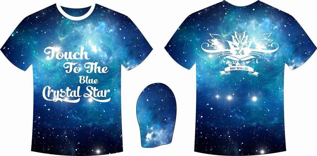 Đã chọn áo lớp galaxy thì phải chọn mẫu này