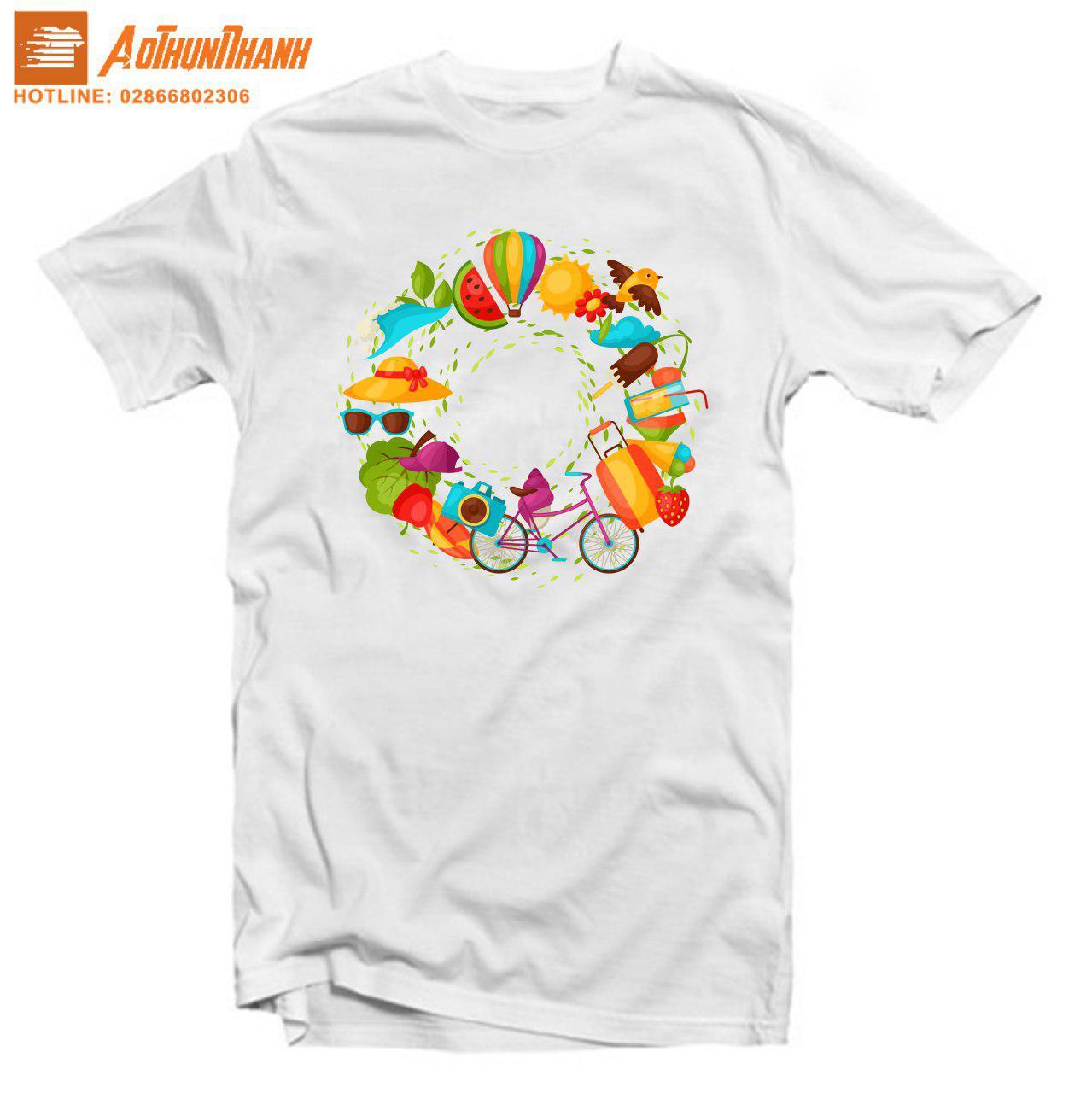 Những ý tưởng thiết kế áo nhóm độc đáo, sáng tạo tại ATN