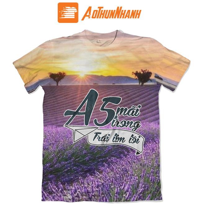 ÁO NHÓM 3D GALAXY – ATN006