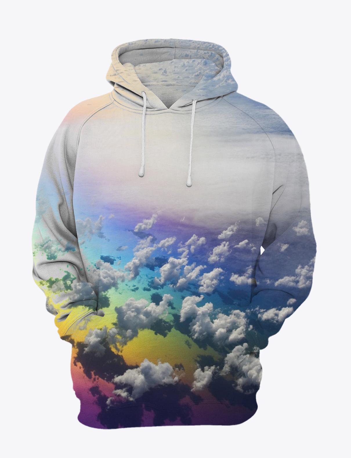 Áo Hoodie 3D Galaxy – ATN004