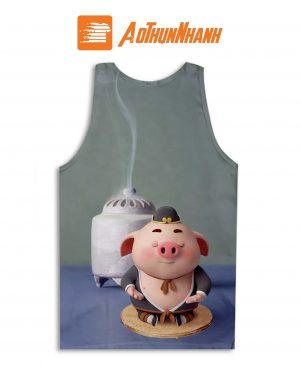 Xưởng in áo thun 3d với nhiều mẫu áo in 3d đẹp giá rẻ TPHCM