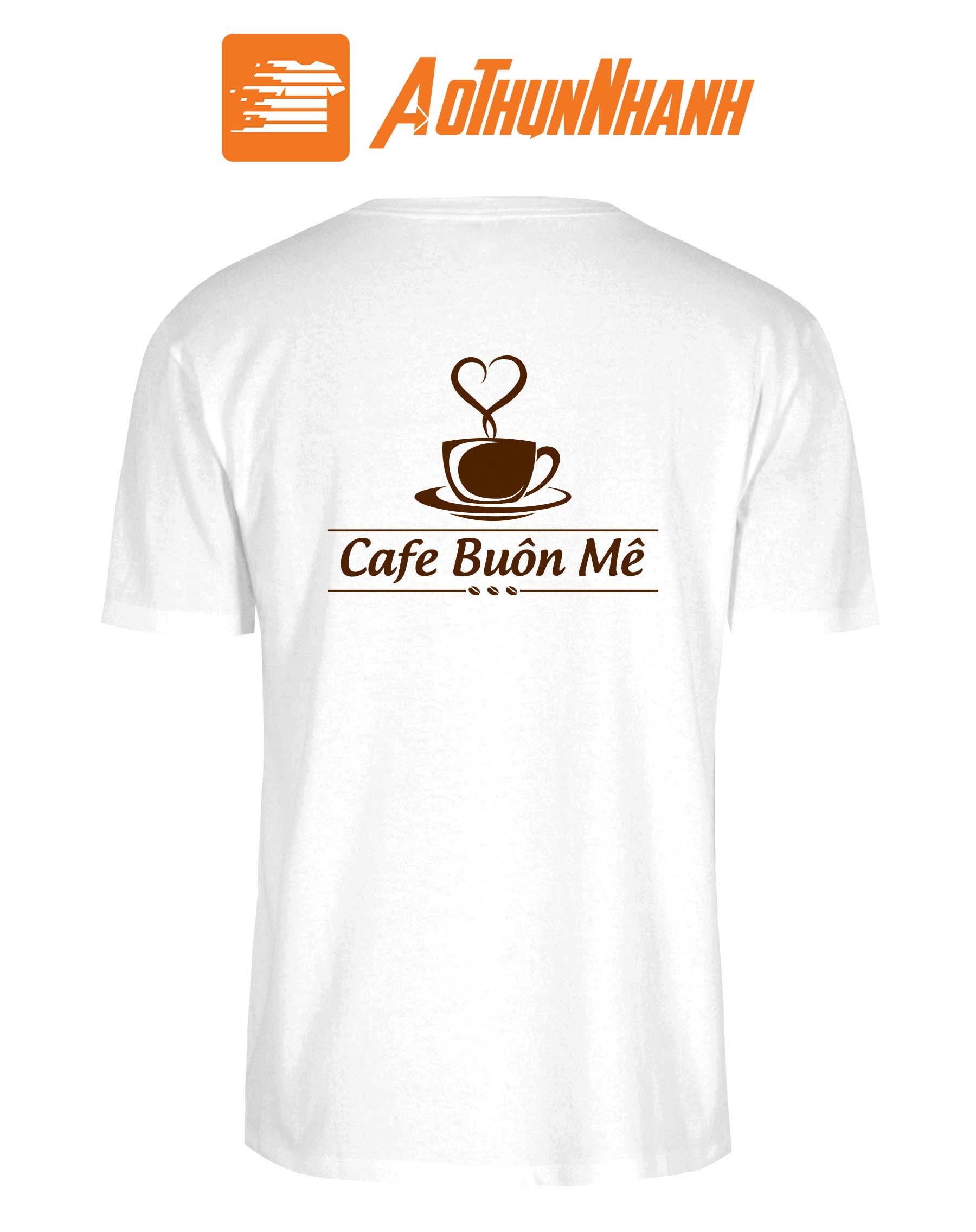 ÁO ĐỒNG PHỤC NHÀ HÀNG / QUÁN ĂN / CAFE – ATN028